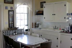 Kitchen at Little River Light