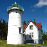Little River Lighthouse and Keeper's House