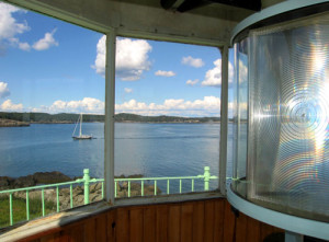 View from the lighthouse