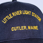 Little River Light Station Cap